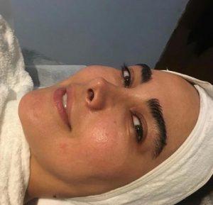 عکس بدون آرایش آناهیتا نعمتی