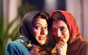 مهناز افشار در و ویشکا آسایش در فیلم نهنگ عنبر