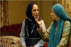 مهناز افشار و پانته آبهرام در فیلم سینمایی بیگانه
