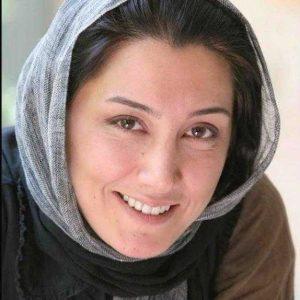 تصویری از هدیه تهرانی بدون آرایش