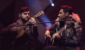 عکس های محمدرضا گلزار در کنسرتش