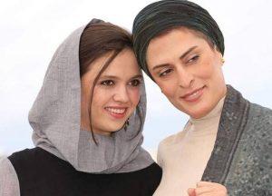بهناز جعفری و مرضیه رضایی در جشنواره فیلم کن2018