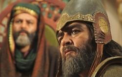 رضا رویگری در نقش کیسان ابوعمره و مختار