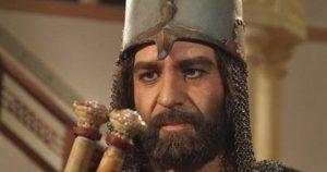 حسن میرباقری در نقش ابراهیم پسر مالک اشتر