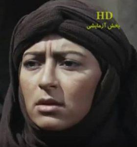 سارا سلطانی در نقش اسماء