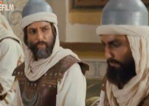 امیر دلاوری در نقش فرمانده سپاه امام حسن