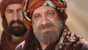 حسین محب اهری در نقش ابو بصیر