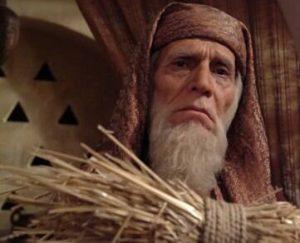 محمود بنفشه خواه در نقش طبیب شمر