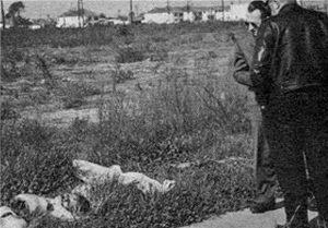 جنازه مثله شده الیزابت شورت در حیاط خانهاش - خودکشی بازیگران