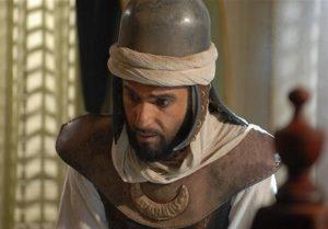 سید جواد هاشمی در نقش سردار سپاه حسن بن علی