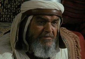 ولی الله شیراندامی در نقش سلیمان بن صرد خزاعی از رهبران شیعیان کوفه و توابین