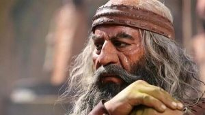 حسن پور شیرازی در نقش بهرام رنگرز