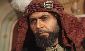 فرهاد اصلانی در نقش ابن مرجانه در سریال مختارنامه