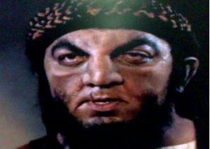 احمد ایراندوست در نقش هارون بن منصور