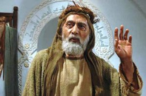 پرویز پور حسینی در نقش میثم تمار در مختارنامه