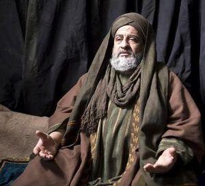 محمد رضا شریفی نیا در نقش محمد بن حنیفه برادر حسین بن علی