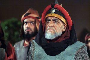 حسین خانی بیکی در نقش فرمانده زبیری شرطه های کوفه
