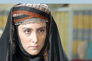 ویشکا آسایش در نقش جعده بنت اشعث بن قیس