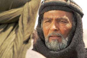 عنایت شفیعی در نقش عبدالله بن کامل که از یاوران مختار بود