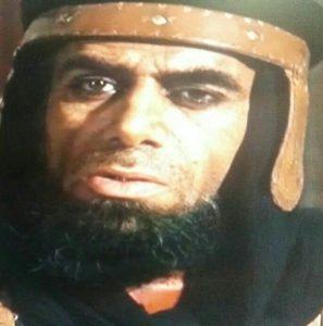حسن سرچاهی در نقش عباد بن حسین