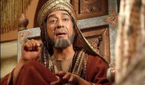 بهرام شاه محمدی در نقش بن یزید دومین حاکم زبیری کوفه