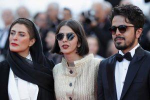 بهناز جعفری و سولماز پناهی در جشنواره فیلم کن