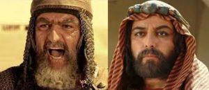 محمود اردلان در نقش زهیر بن قین از شهیدان کربلا و زائده بن قدامه