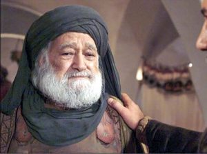 محمد پورستار در نقش حبیب بن مظاهر