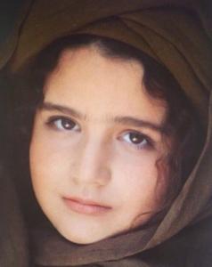 روژان آریا منش در نقش دختر مختار ثقفی