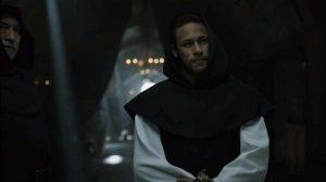 حضور نیمار در فیلم مانی هیست در نقش راهب