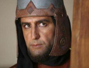 صالح میرزا آقایی در نقش جعفر بن زبیر در مختارنامه