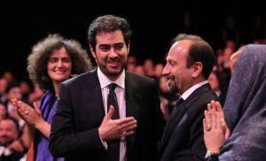 تیپ رسمی شهاب حسینی در جشواره فیلم کن