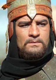 جعفر دهقان در نقش مصعب بن زبیر محمد صادقی در مختارنامه