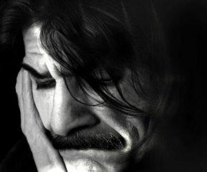 عکس پرتره سیاه و سفید حسین پناهی