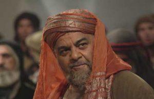 عباس امیری در نقش عامرابن مسعود
