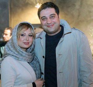 تیپ کرمی نیوشا ضیغمی و همسرش آرش پولاد خان