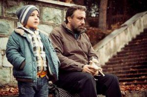 محمدرضا شیرخانلو در کنار رضا عطاران در فیلم دهلیز
