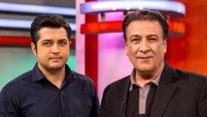 عبدالرضا و پندار اکبری در کنار هم در برنامه خندوانه