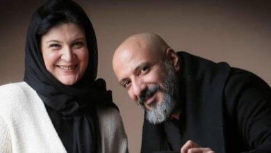 تصویر از اسامی بازیگران مرد ایرانی با همسرانشان + تصاویر
