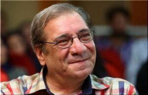 حسین محب اهری با پیراهن چهارخانه در خندوانه