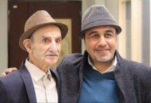 تصویر از مسن ترین بازیگران مرد سینمای ایران را بشناسید