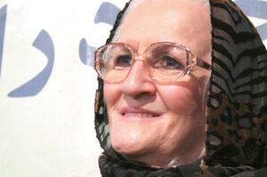 تصویری از ملکه رنجبر