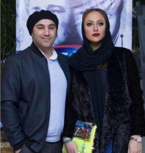 تیپ مشکی اسپرت محسن تنابنده و همسرش