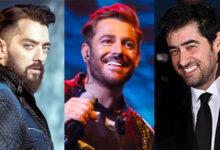 تصویر از قد بازیگران مرد سینمای ایران چقدر است + اسامی و تصاویر