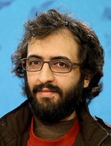 عکس پرتره بهروز شعیبی در جشنواره فیلم فجر