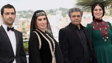 تصویر از پوشش جنجالی بازیگران ایرانی در روزهای مختلف جشنواره فیلم کن