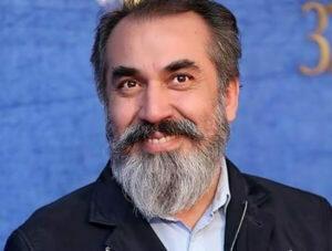 سیامک انصاری در جشنواره فیلم فجر