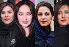 تصویر از قد بازیگران زن سینمای ایران چقدر است + اسامی و تصاویر