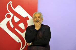تیپ مشکی رضا فیاضی