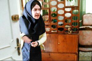 تینا عبدی در فیلم کاناپه